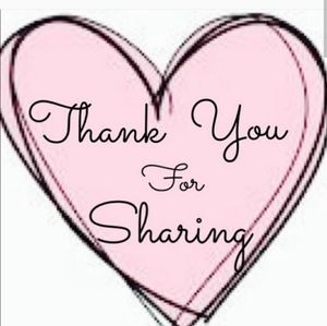THANKS FOR SHARING!!
